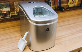 Clean a Portable Ice Maker